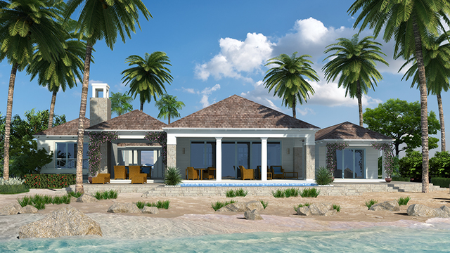 Single Family Home for Sale at The Hawksbill Estate at Deep Water Cay Bahamas