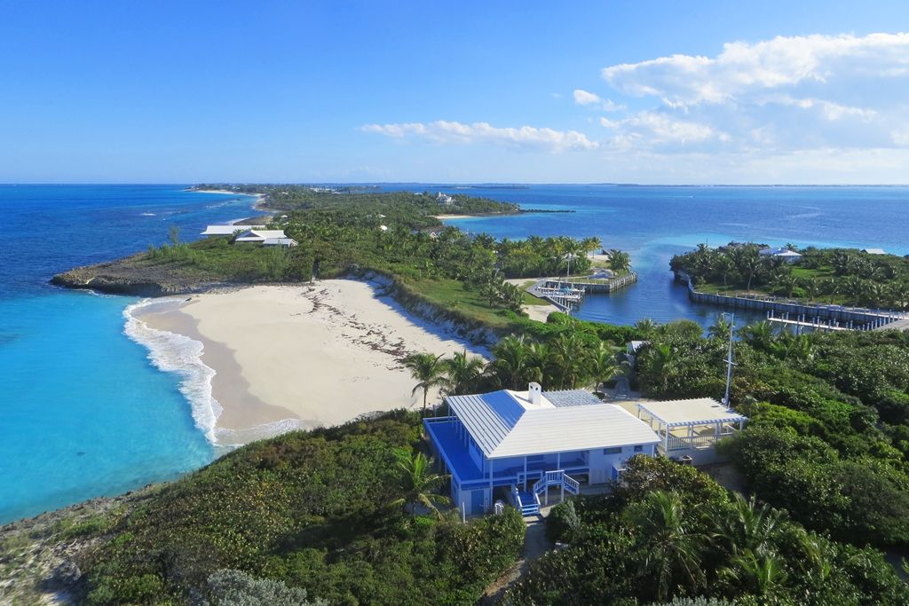Eensgezinswoning voor Verkoop een t The Iconic Abaco Estate On Man O War Cay, The Bahamas Abaco, Bahama Eilanden