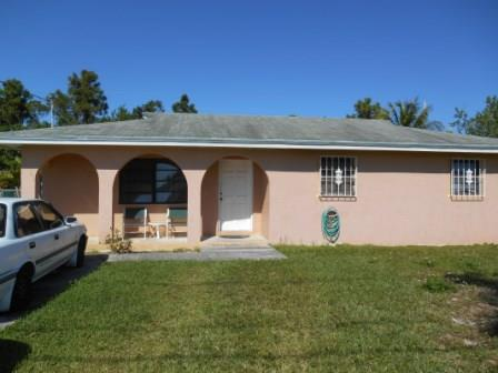 Single Family Home for Sale at RECENTLY REDUCED-Royal Park Home Grand Bahama, Bahamas