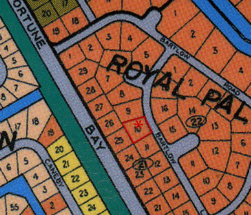 Land for Sale at Multi-family lot in Royal Palm Bay Royal Palm Bay, Grand Bahama, Bahamas