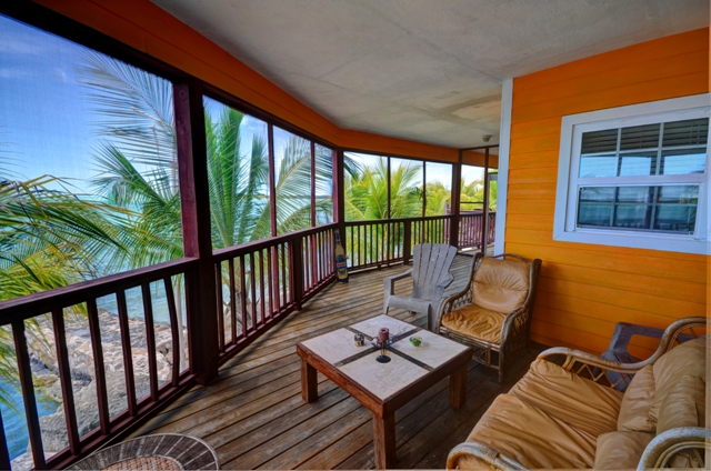 Single Family Home for Sale at Four Bedroom Waterfront Home MLS 31455 Exuma, Bahamas