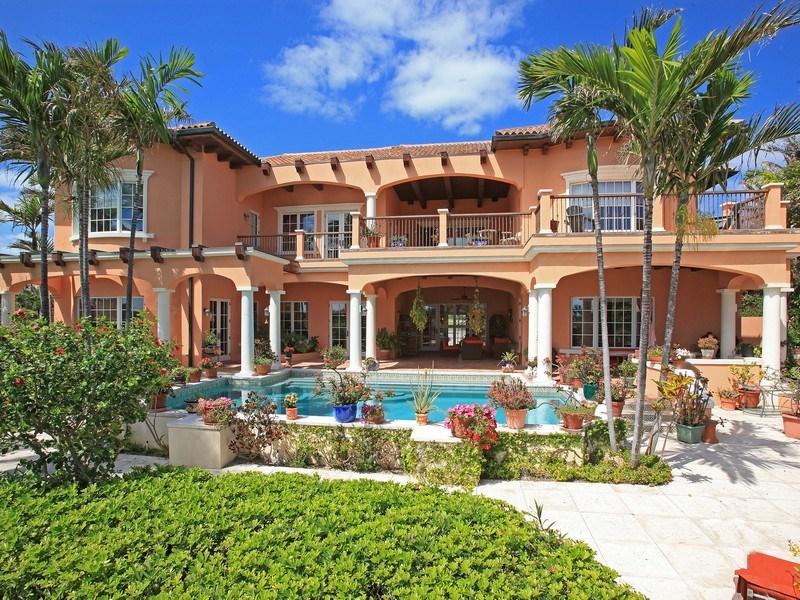 Single Family Home for Sale at Le Caprice Tuscan Home Ocean Club Estates, Paradise Island, Nassau And Paradise Island Bahamas