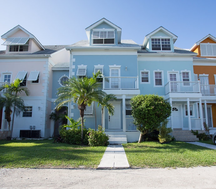 Co-op / Condo for Sale at Lovely Sandyport Townhouse Sandyport, Cable Beach, Nassau And Paradise Island Bahamas
