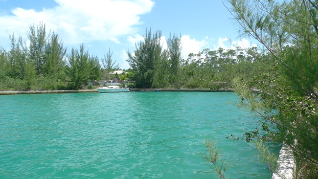 Land for Sale at Colony Bay Canal Lot with a View Colony Bay, Grand Bahama, Bahamas