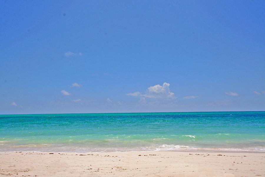Land for Sale at Gorgeous sandy beach lot adjacent to Spanish Main Fortune Beach, Grand Bahama, Bahamas