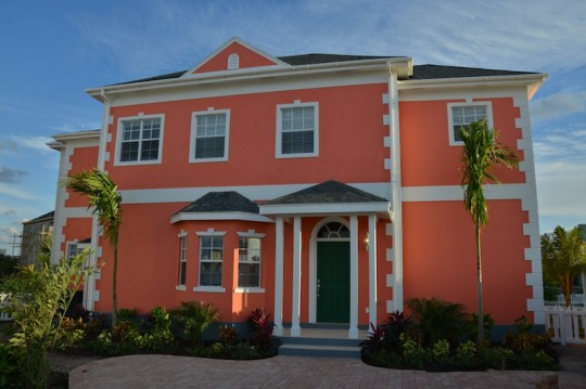 Частный дом для того Продажа на Executive Sandyport Home For Sale Nassau New Providence And Vicinity