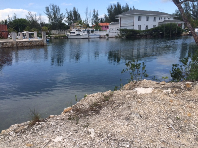 Land for Sale at Canal Lot in Coral Harbour Coral Harbour, Nassau And Paradise Island, Bahamas