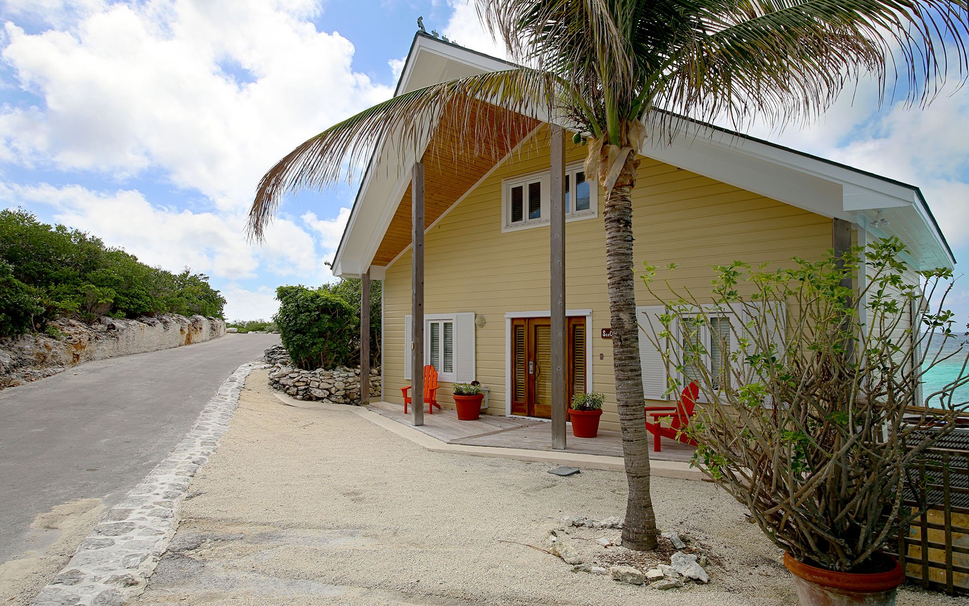 단독 가정 주택 용 매매 에 Sea Cliff Cottage, The Abaco Club at Winding Bay Abaco, 바하마