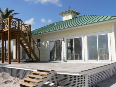Single Family Home for Sale at Affordable Beachfront home East End, Grand Bahama, Bahamas