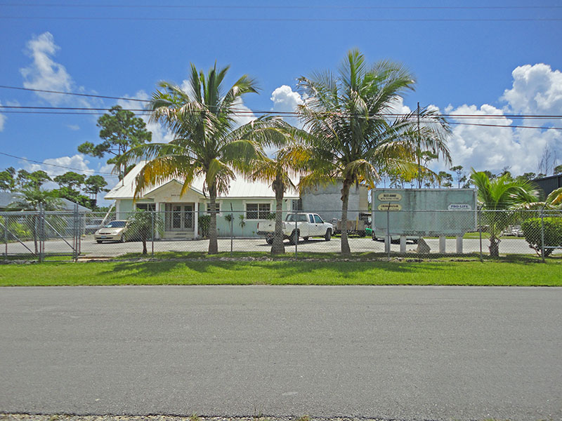 Commercial for Sale at Commercial Industrial Warehouse, Work Center and Offices Civic Industrial Area, Grand Bahama, Bahamas