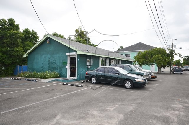 Commercial for Sale at Centrally Located Office Building Centreville, Nassau And Paradise Island, Bahamas