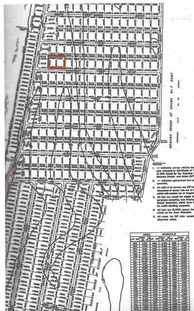 Land for Sale at Two adjoining Single-Family Vacant Lots Bahama Sound, Exuma, Bahamas