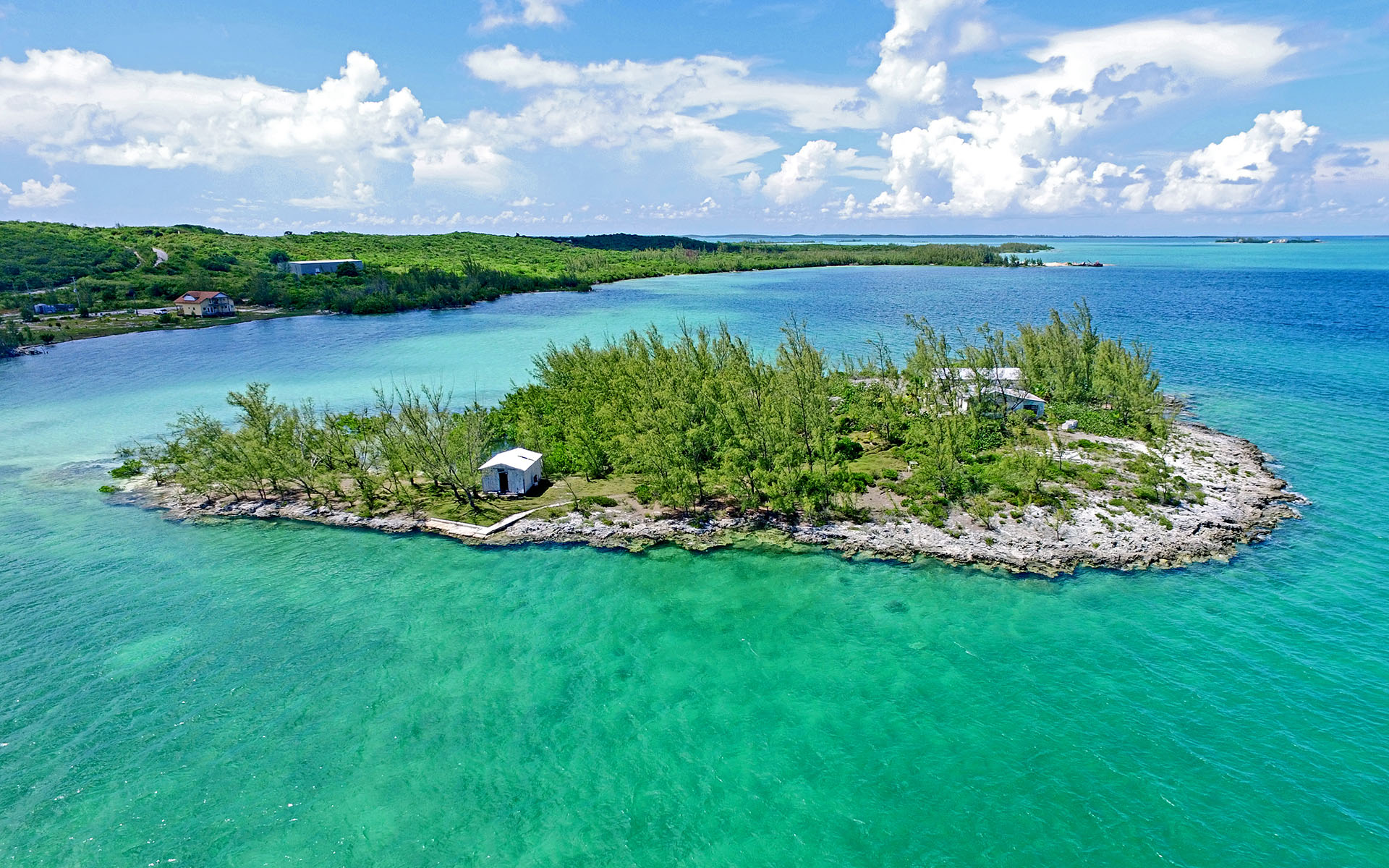Isla privada por un Venta en Third Cay Private Island, near Harbour Island - MLS 29474 Harbour Island, Bahamas