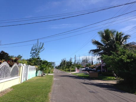 Land for Sale at Great Family Lot in East Nassau And Paradise Island, Bahamas