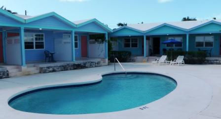 Co-op / Condo for Sale at Charming One Bedroom Villa At Palm Bay Beach Resort (XS11353) Georgetown, Exuma, Bahamas
