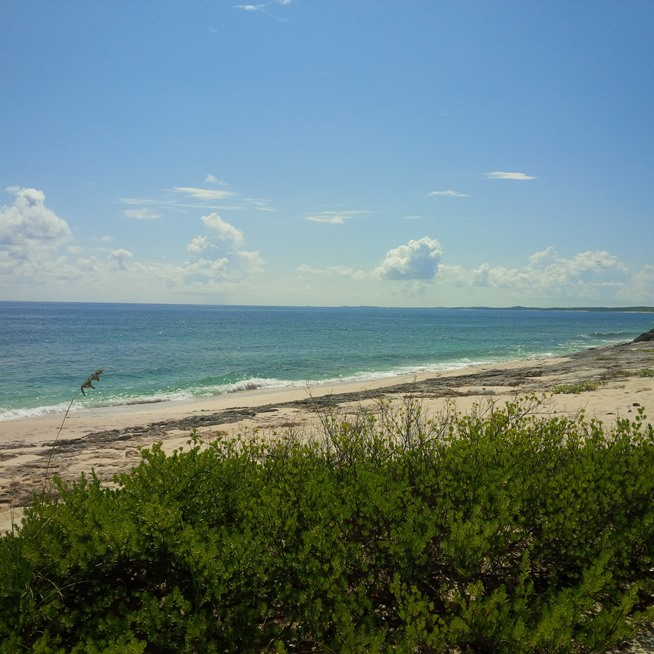 Land for Sale at Ocean View Lot, Secluded Beach Near Gregory Town Eleuthera - MLS 28528 Gregory Town, Eleuthera, Bahamas