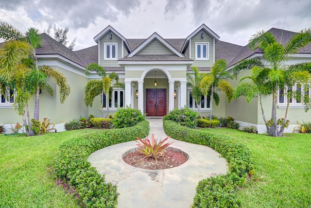 Single Family Home for Sale at Prestigious Westridge Home Bahamas
