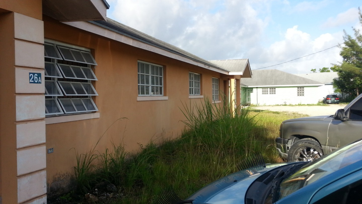 Multi Family for Sale at Butlers Way Rocky Pine Duplex Fixer upper MLS:31586 Gladstone Road, Nassau And Paradise Island, Bahamas