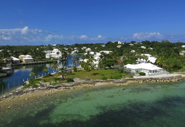 Land for Sale at Abaco, Bahamas, Great Abaco Club Lot 6A, Stunning Sea of Abaco Frontage Marsh Harbour, Abaco, Bahamas