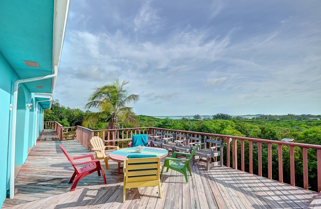 Single Family Home for Sale at Home with Views of Elizabeth Harbour and Stocking Island - MLS 25285 Bahama Sound, Exuma, Bahamas