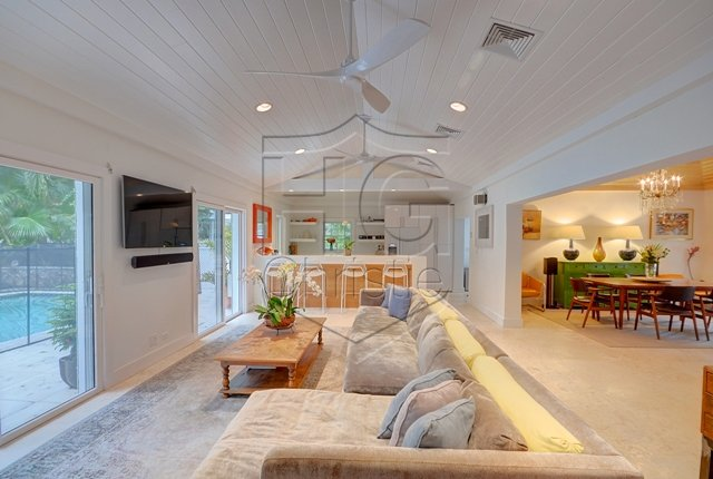 Single Family Home for Sale at Contemporary Lyford Cay House Bahamas