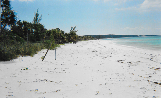 Single Family Home for Sale at Beachfront Property with an incomplete cottage Cat Island, Bahamas