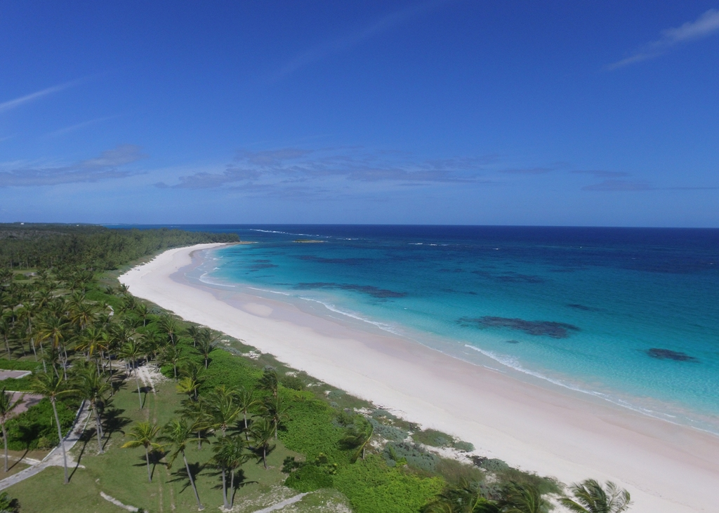 Land for Sale at Former Club Med Hotel Site on one of the Best Beaches in The Bahamas! French Leave Beach, Governors Harbour, Eleuthera Bahamas