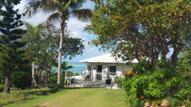 Single Family Home for Sale at Aquavista - Quintessential Waterfront Bluff Cottage High Vista Governors Harbour MLS 25562 Governors Harbour, Eleuthera, Bahamas