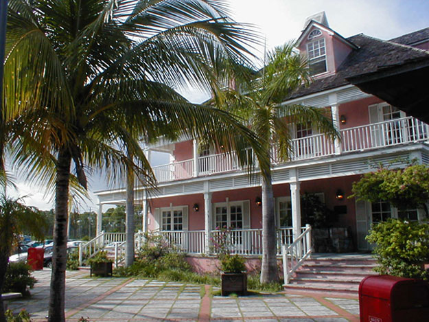 Commercial for Sale at Lovely 3 Storey Neo-Colonial Grand Bahama, Bahamas