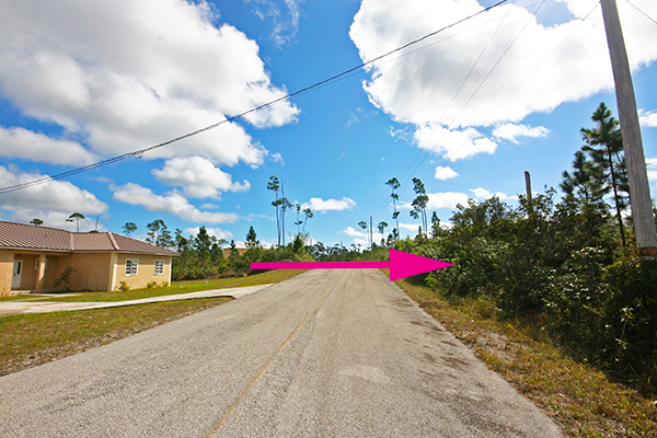 Land for Sale at Affordable Single Family Lot in Beautiful Developing Neighborhood ! Grand Bahama, Bahamas