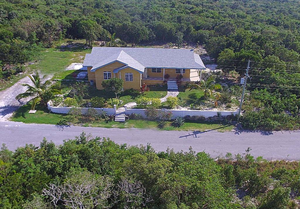 Single Family Home for Sale at Easygoing Charm ~ Hilltop Residence - MLS 26109 Rock Sound, Eleuthera, Bahamas