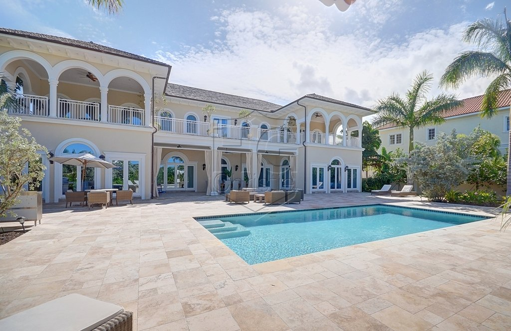 Single Family Home for Sale at Magnificent Estate on Paradise Island Ocean Club Estates, Paradise Island, Nassau And Paradise Island Bahamas