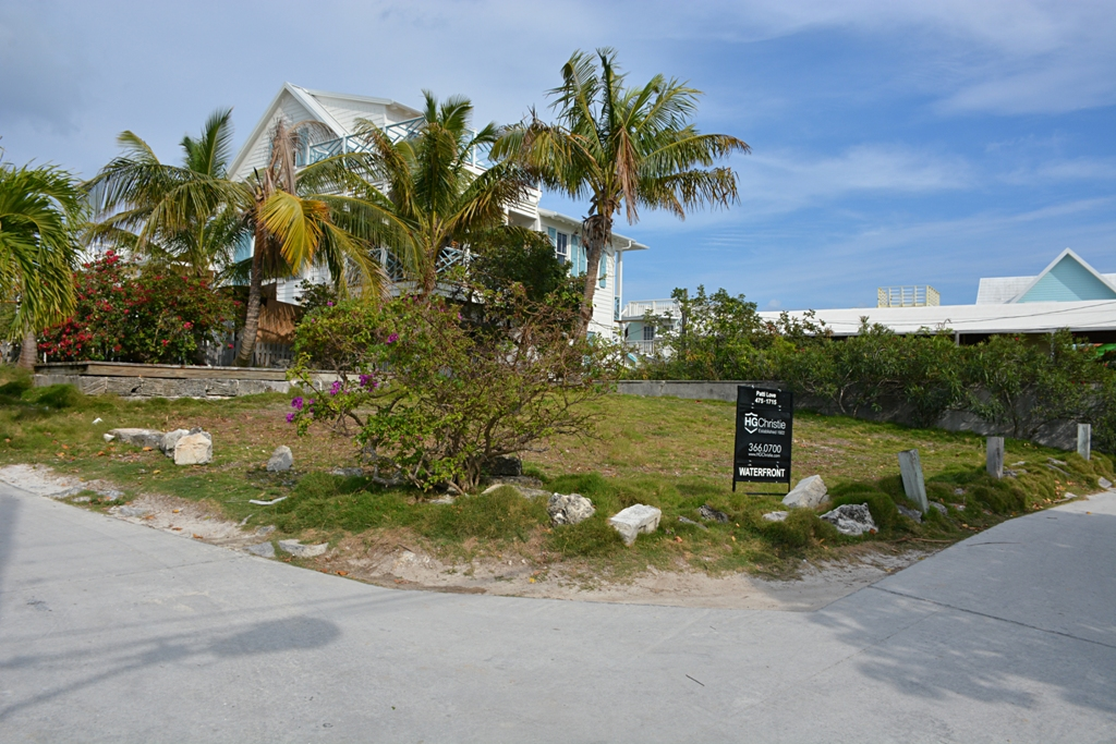 Land for Sale at Hope Town Harbourfront Lot (MLS 25937) Elbow Cay Hope Town, Abaco, Bahamas