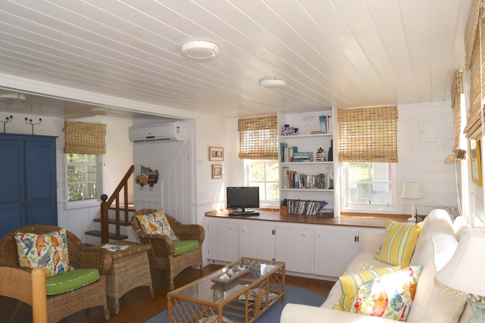 Single Family Home for Sale at Yellow Bird Cottage in the Heart of the Settlement (MLS 26385) Elbow Cay Hope Town, Abaco, Bahamas