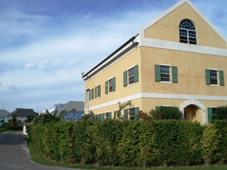 Single Family Home for Sale at Canalfront Home Nassau New Providence And Vicinity