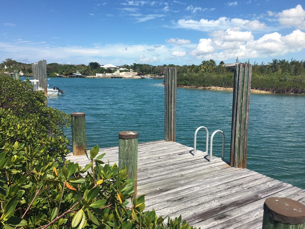 Land / Lot for Sale at Ocean Drive Canalfront Lot Bahamas