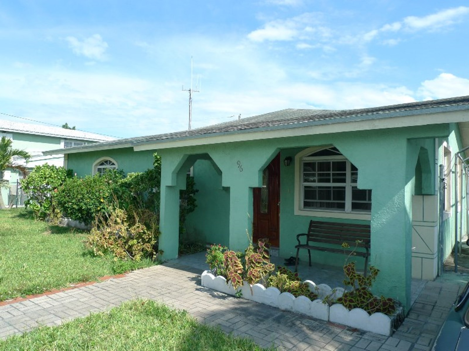 Single Family Home for Sale at Downtown Fixer Upper - MLS 29602 Grand Bahama, Bahamas