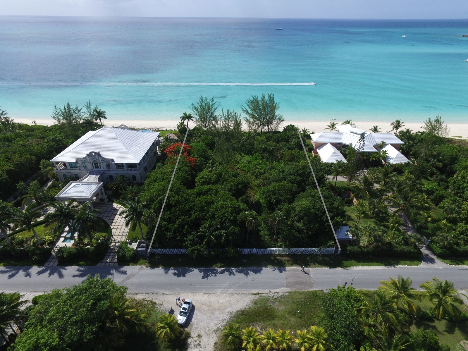 Terra / Lotto per Vendita alle ore Beachfront Property MLS 27401 Bahamas