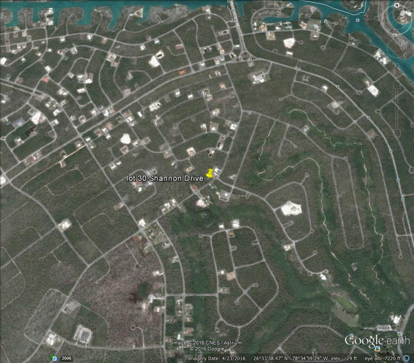 Land for Sale at Centrally Located Shannon Multi-family lot - MLS 27756 Shannon, Grand Bahama, Bahamas