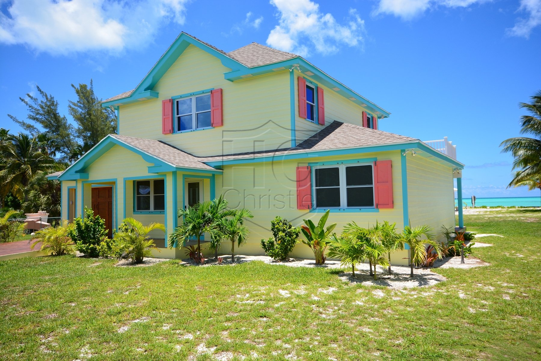 Vivienda unifamiliar por un Venta en Seas the Day Beach House Spanish Wells Eleuthera, Bahamas
