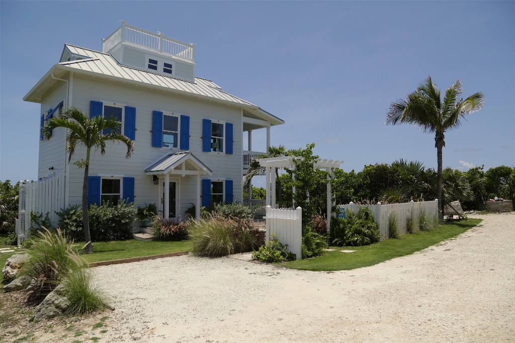 Single Family Home for Sale at By the Sea Hope Town Elbow Cay Hope Town, Abaco, Bahamas