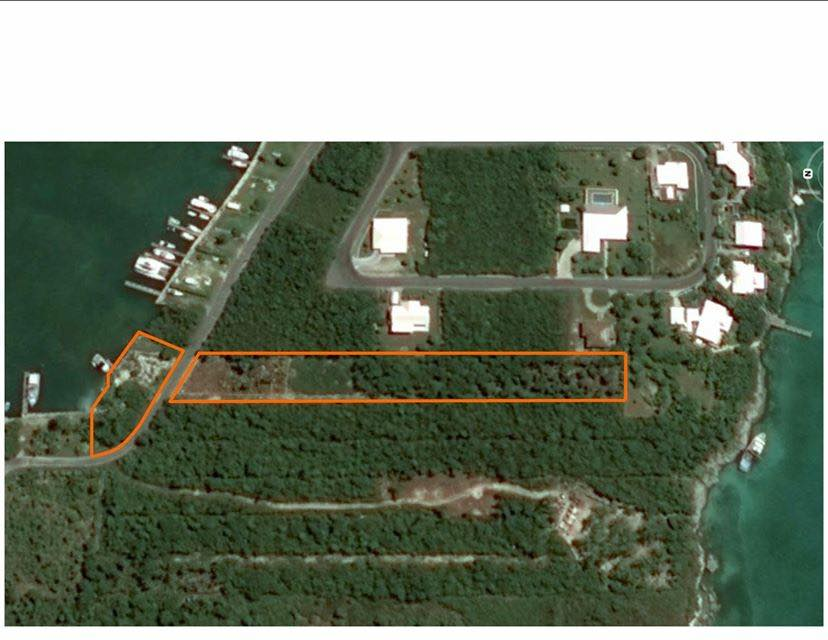Land / Lot for Sale at Waterfront Russel Island Eleuthera, Bahamas