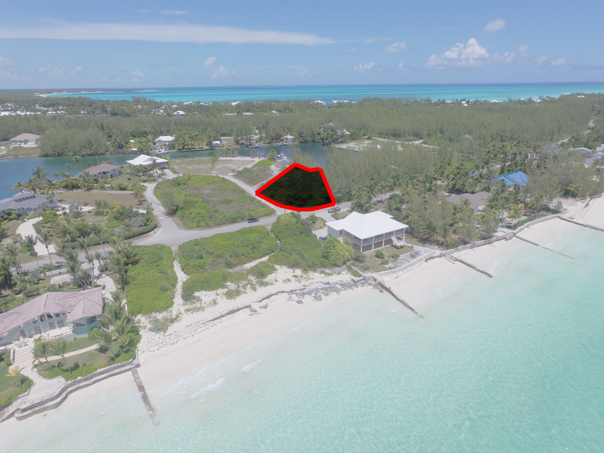 Land for Sale at Canal Lot, Treasure Cay, Abaco Island, Bahamas - MLS 26998 Treasure Cay, Abaco, Bahamas