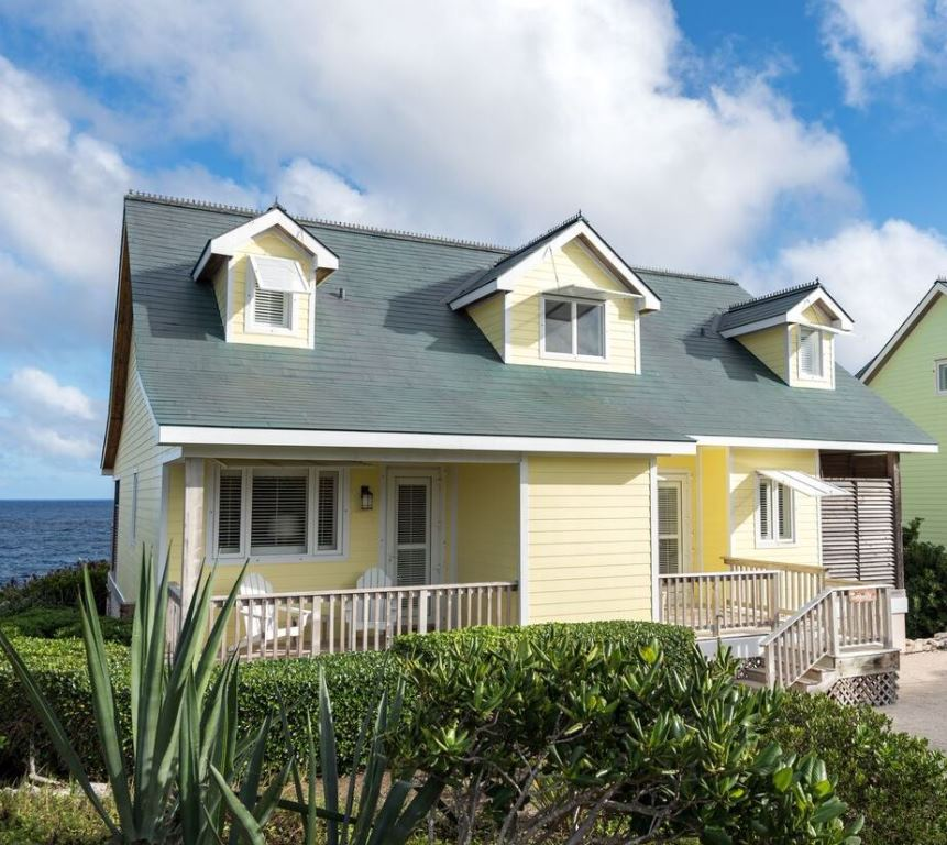 Maison unifamiliale pour l Vente à Tranquility, Ocean Front Home, The Abaco Club on Winding Bay (MLS 27522) Abaco, Bahamas