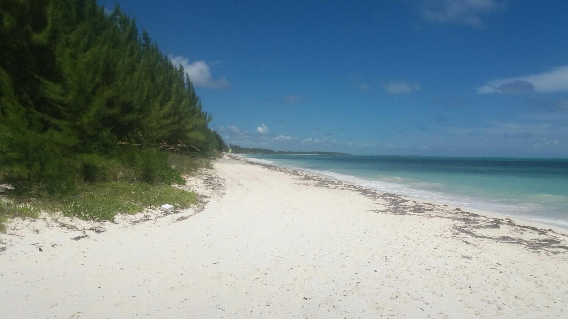 Land for Sale at Huge Beachfront Property Fortune Bay, Grand Bahama, Bahamas