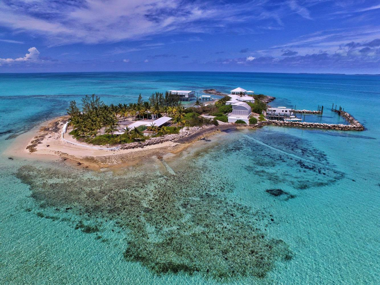 Îlle privée pour l Vente à Private Island North Eleuthera - Exclusive - Unique - Exciting Commercial Possibilities! Eleuthera, Bahamas