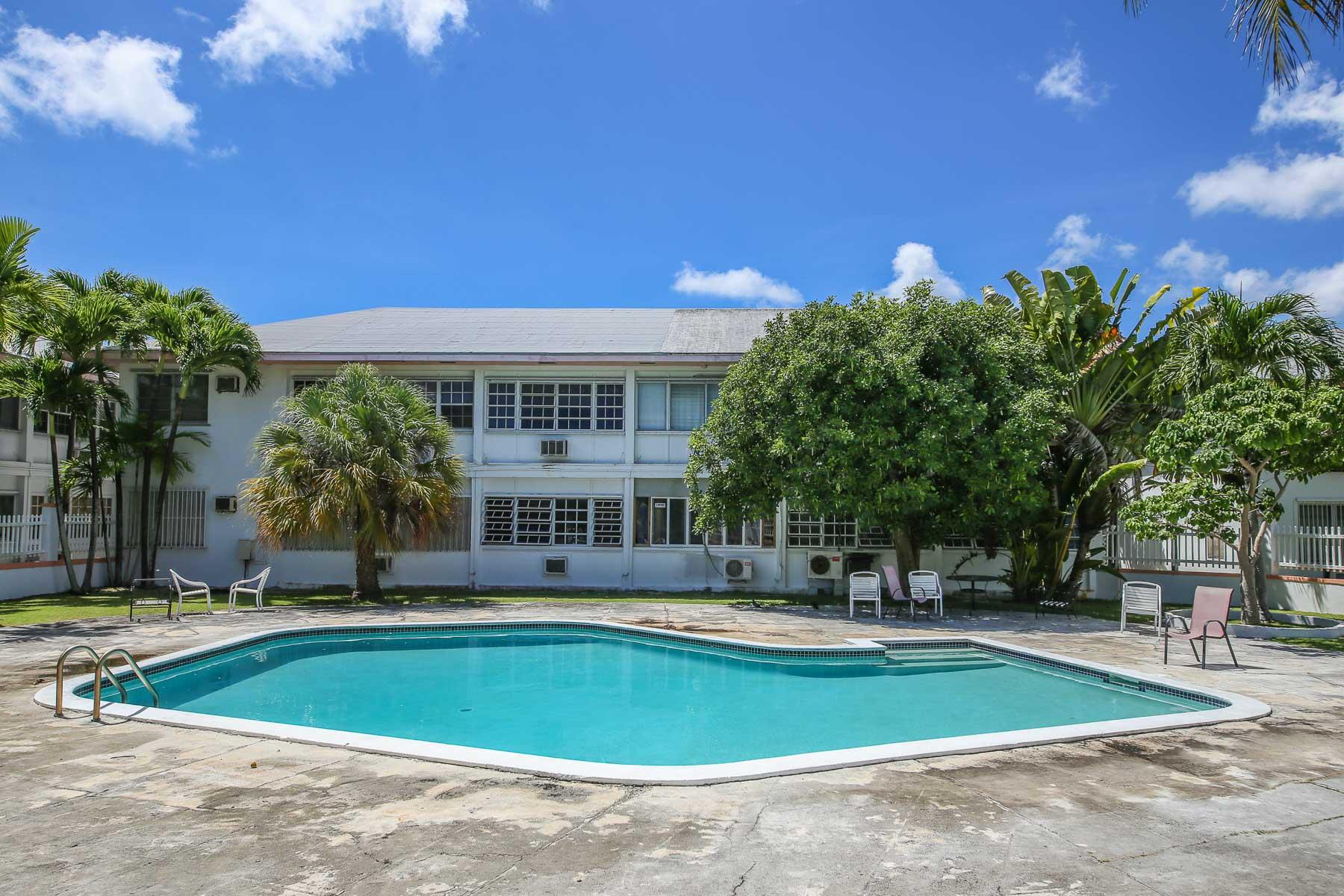 Co-op / Condo for Sale at Gated Cozy Condo Montagu Villas Village Road, Nassau And Paradise Island, Bahamas