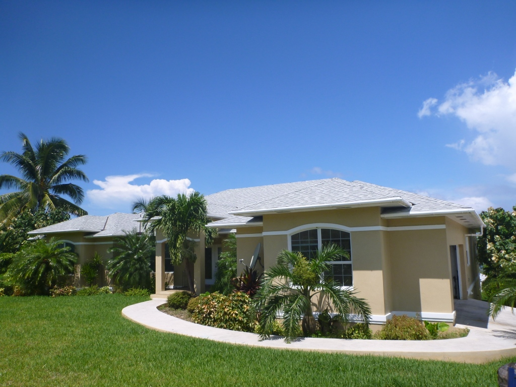 Single Family Home for Sale at Russell Island Home with water view Russell Island, Eleuthera, Bahamas