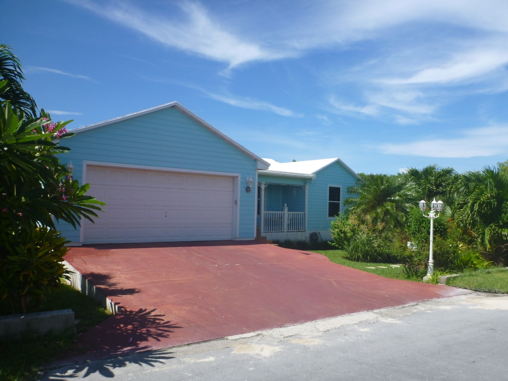 Single Family Home for Sale at Russell Island Home with water access Russell Island, Eleuthera, Bahamas