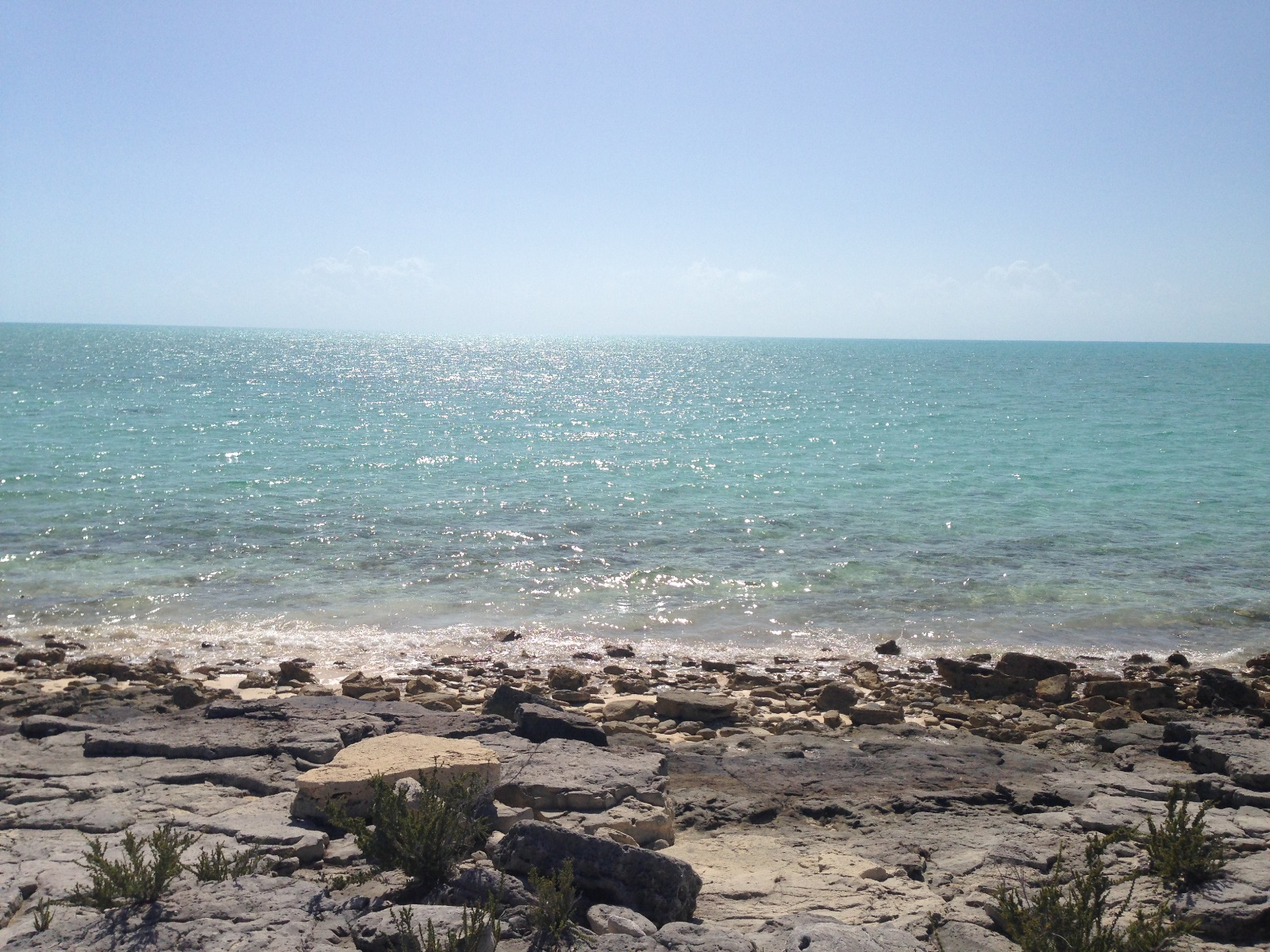 Land for Sale at Waterfront Lot on the South Side of Little Exuma Bahama Island Beach, Exuma, Bahamas